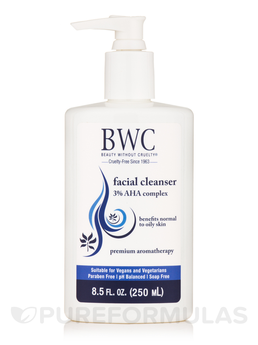 Facial Cleanser 3% AHA Complex - 8.5 fl. oz (250 ml)