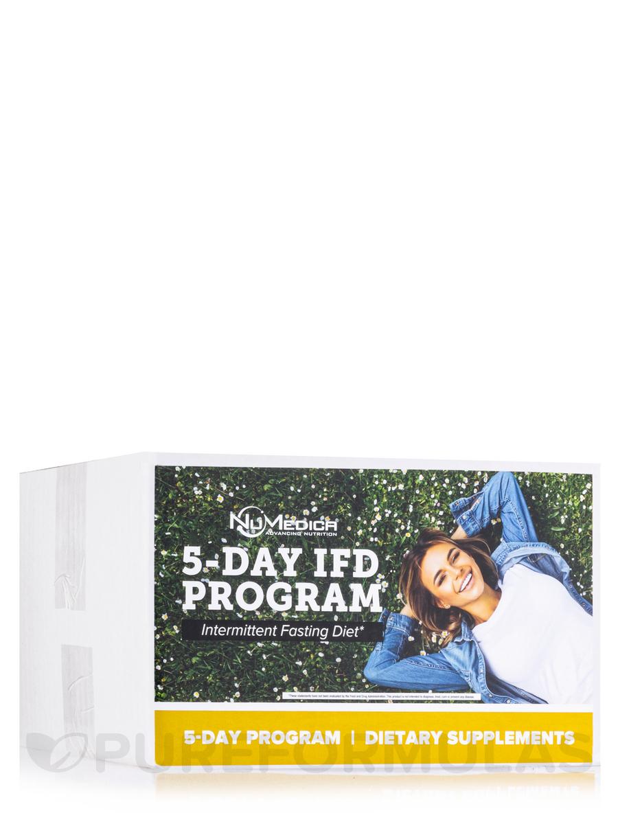 5-Day IFD Program, Vanilla Flavor - 1 Kit