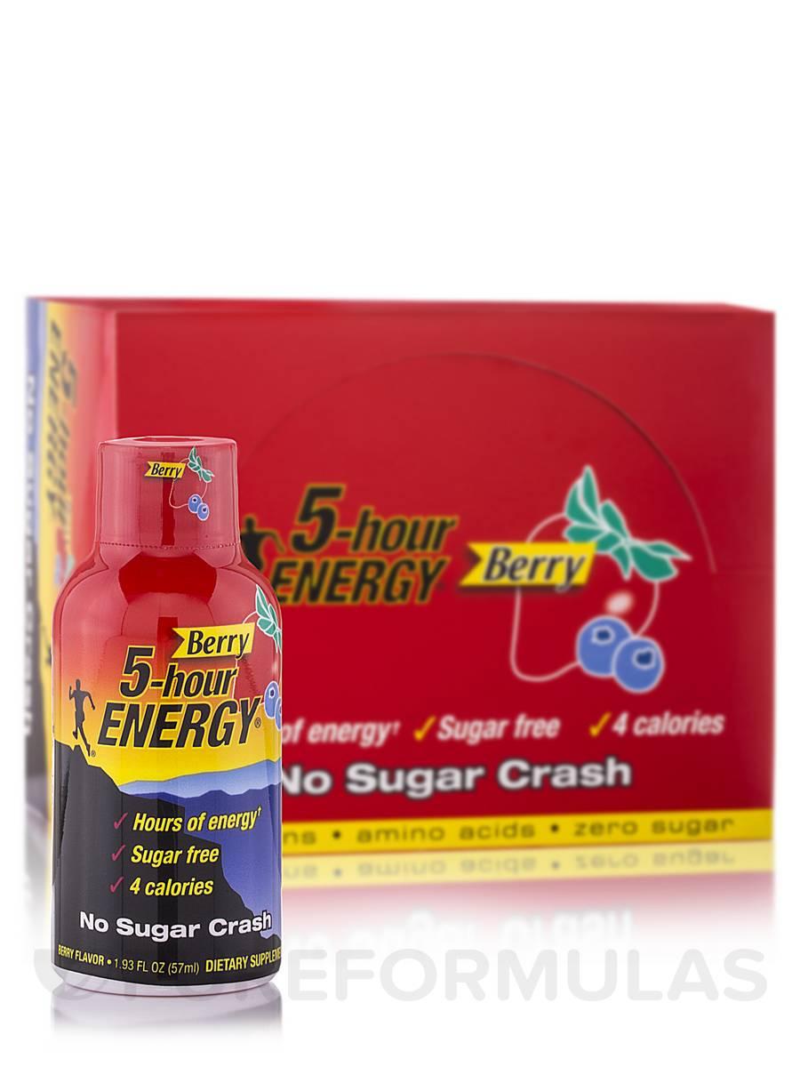 5-Hour ENERGY Berry - 12 Count ( 2.5 oz each)