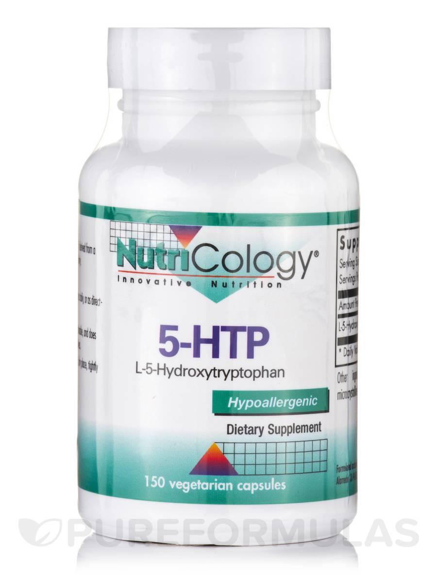5-HTP - 150 Vegetarian Capsules