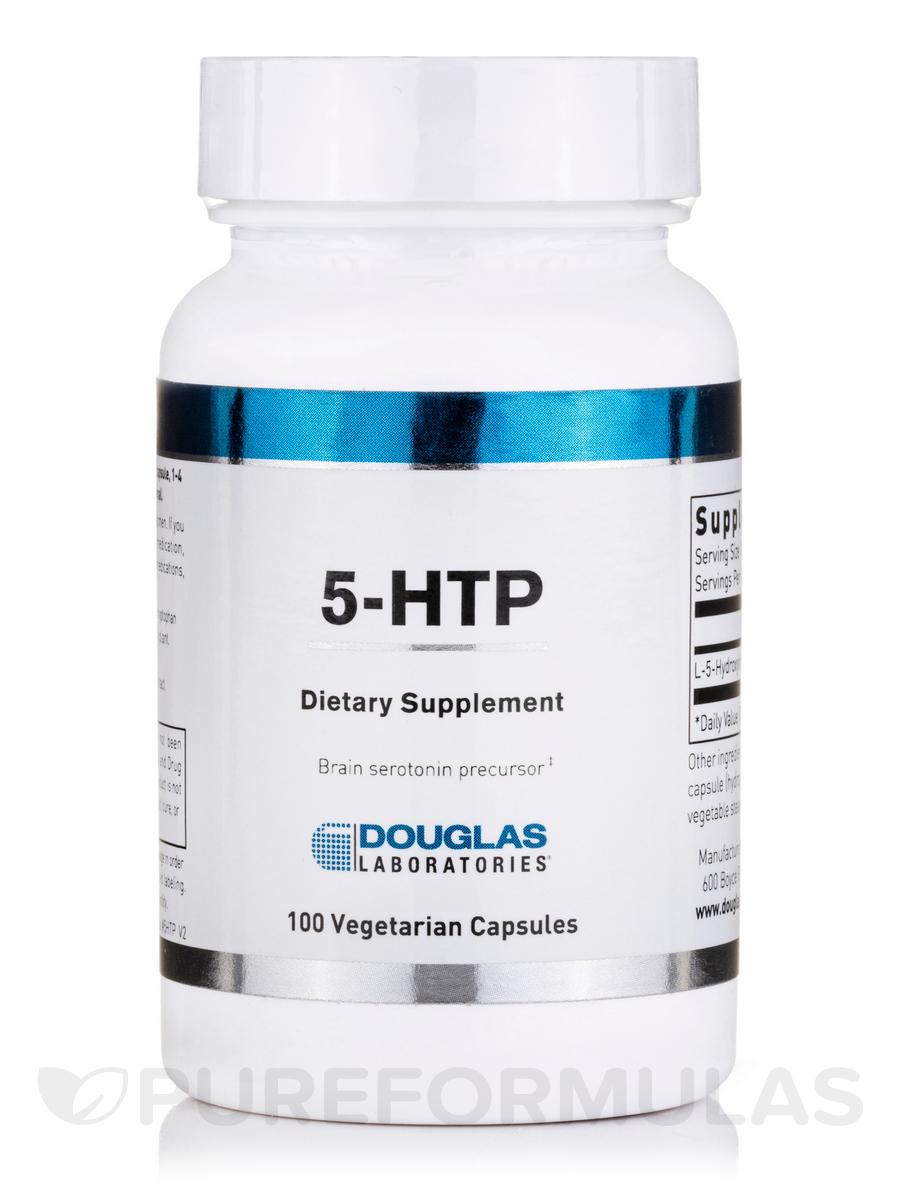 5-HTP - 100 Vegetarian Capsules