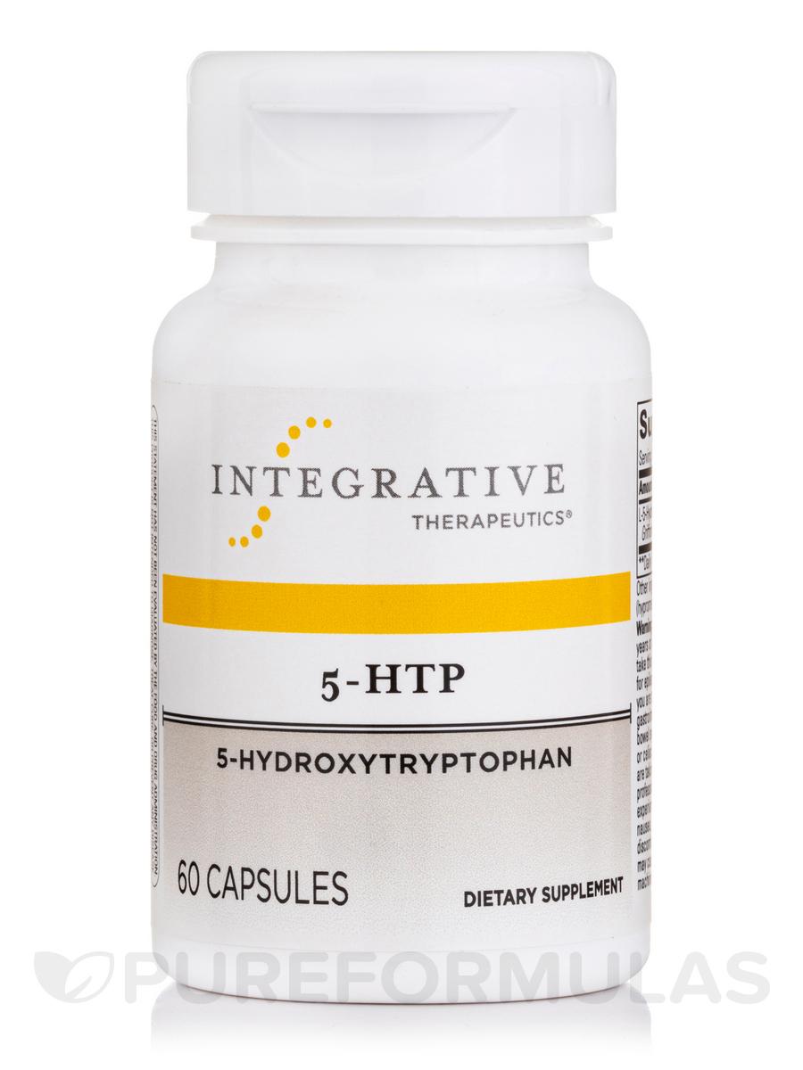 5-HTP 50 mg - 60 Veg Capsules