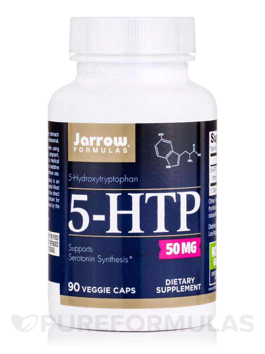 5-HTP 50 mg - 90 Capsules