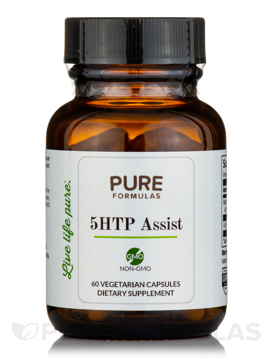 5 HTP Assist - 60 Vegetarian Capsules