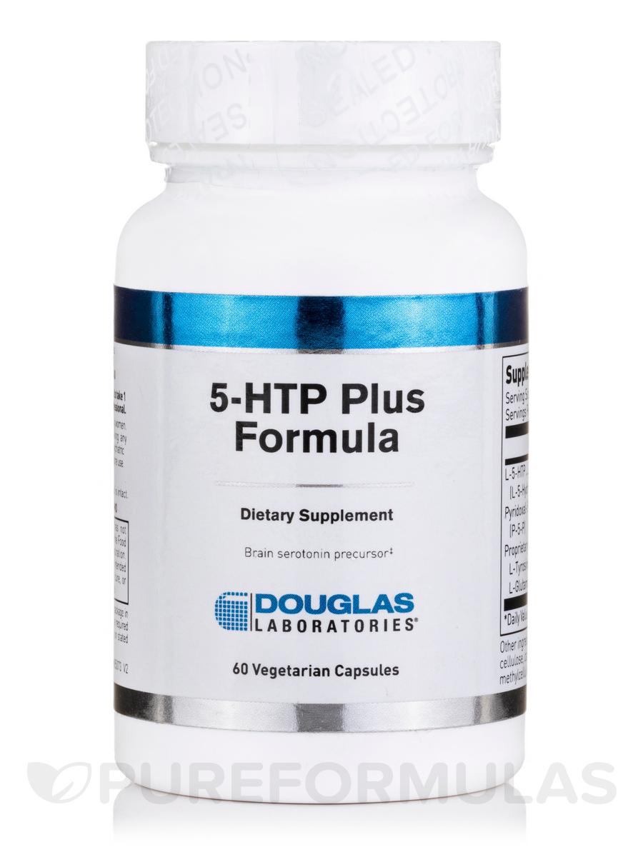 5-HTP Plus Formula - 60 Vegetarian Capsules
