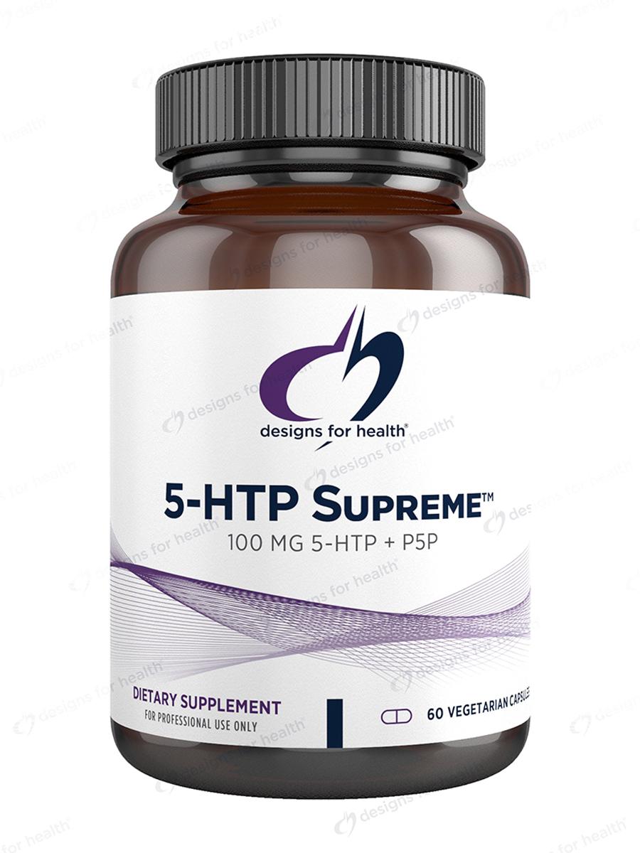 5-HTP Supreme™ - 60 Vegetarian Capsules