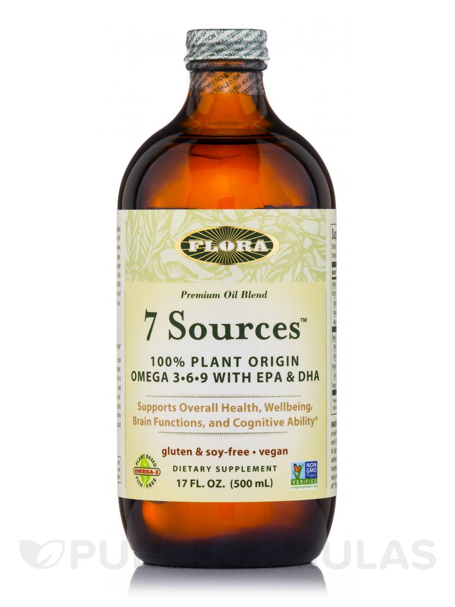 7 Sources - 17 fl. oz (500 ml)