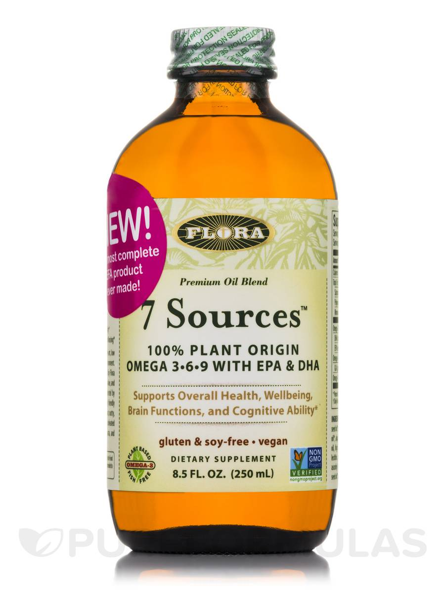 7 Sources - 8.5 fl. oz (250 ml)