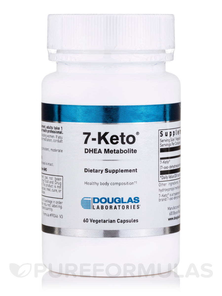 7-KETO - 60 Vegetarian Capsules