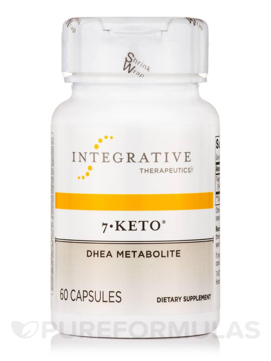 7-Keto® DHEA - 60 Capsules