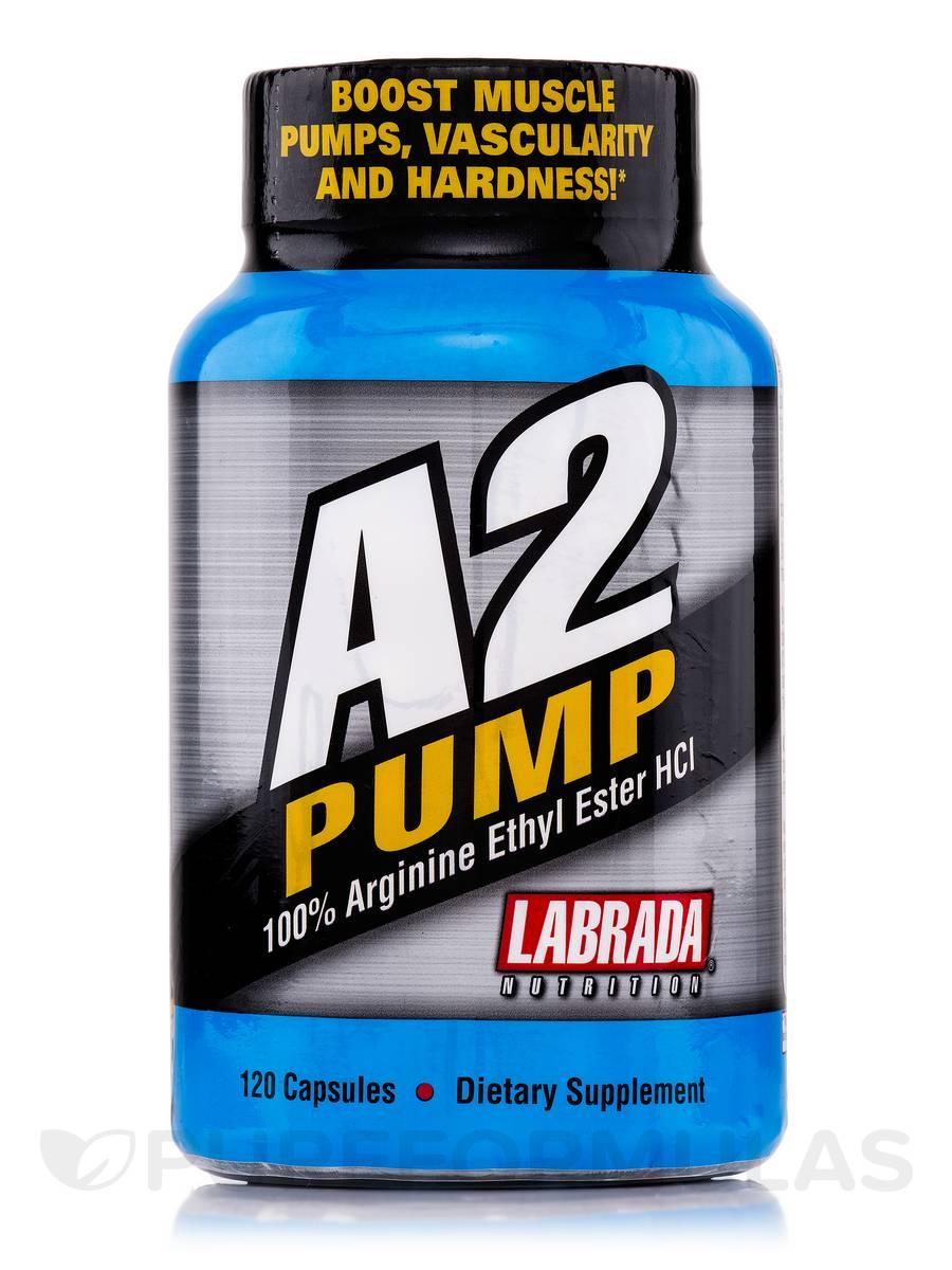 A2 Pump (ArgiLean) - 120 Capsules