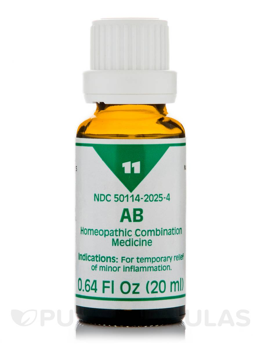 AB Homeopathic Liquid - 0.64 fl. oz (20 ml)