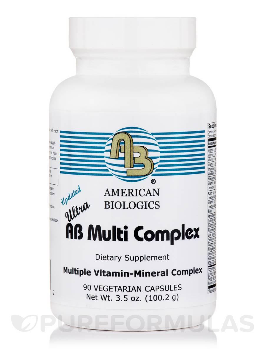 Ultra AB Multi Complex - 90 Capsules