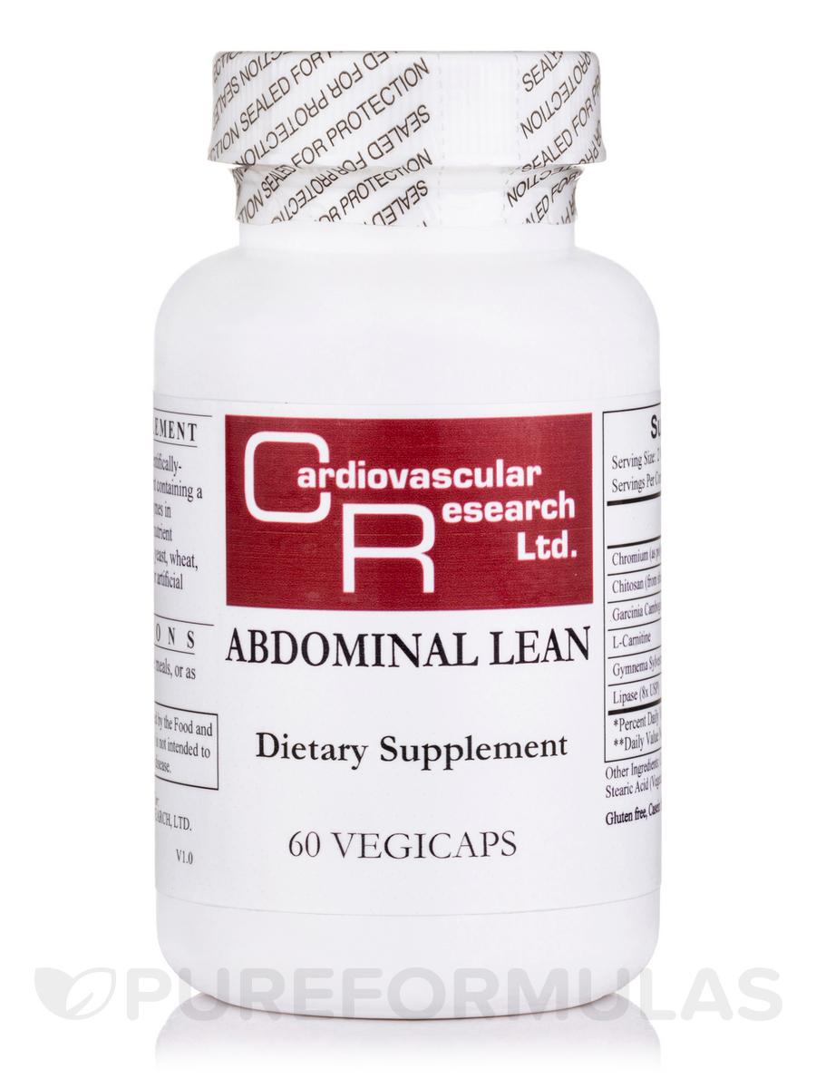 Abdominal Lean - 60 Capsules