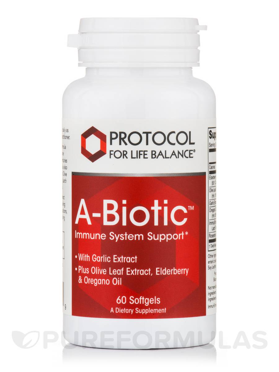 A-Biotic™ - 60 Softgels