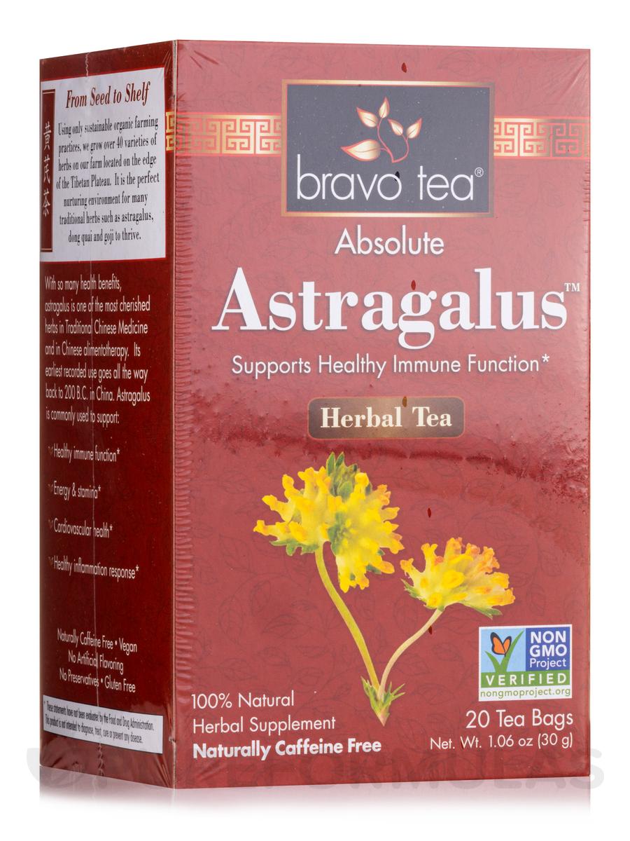 Absolute Astragalus™ Herbal Tea - 20 Tea Bags
