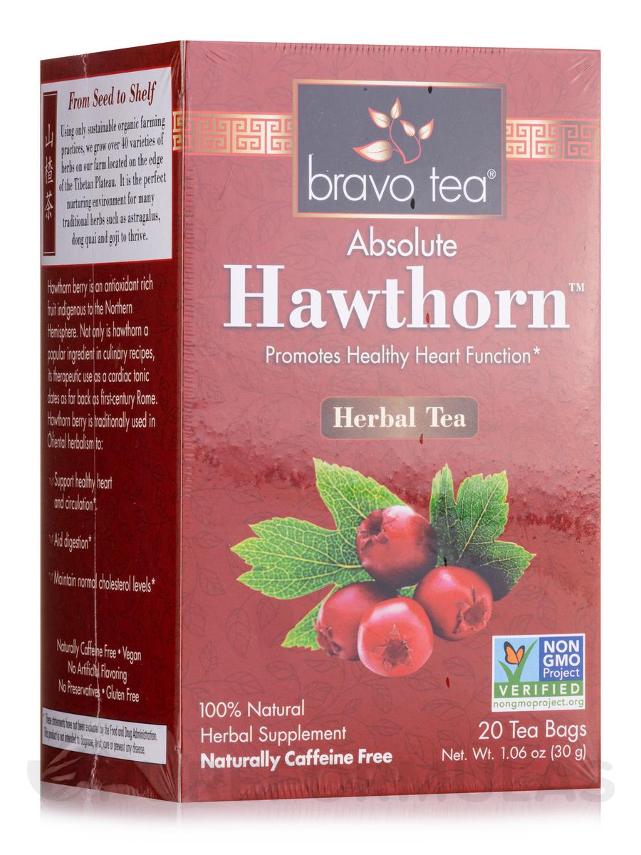 Absolute Hawthorn™ Herbal Tea - 20 Tea Bags