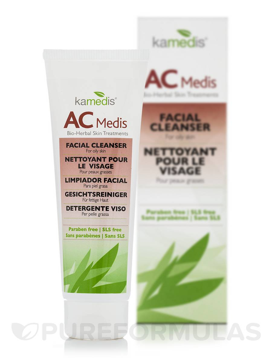 Ac Medis Facial Cleanser - 4.20 fl. oz (125 ml)