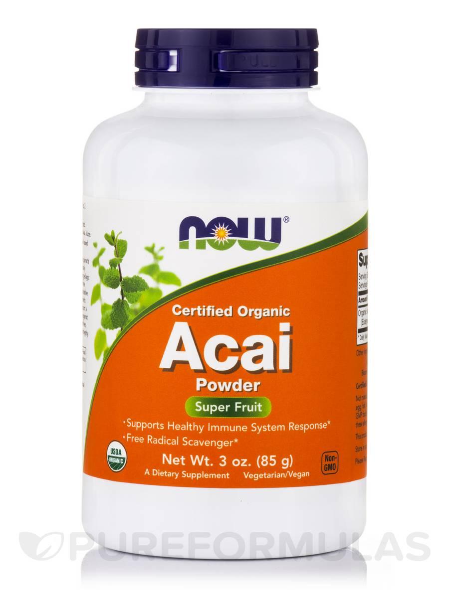 Acai (Organic Powder) - 3 oz (85 Grams)