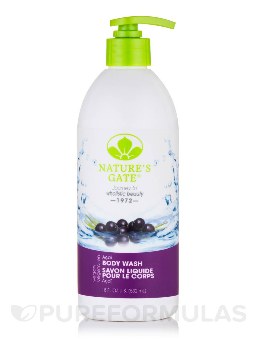 Acai Body Wash - 18 fl. oz (532 ml)