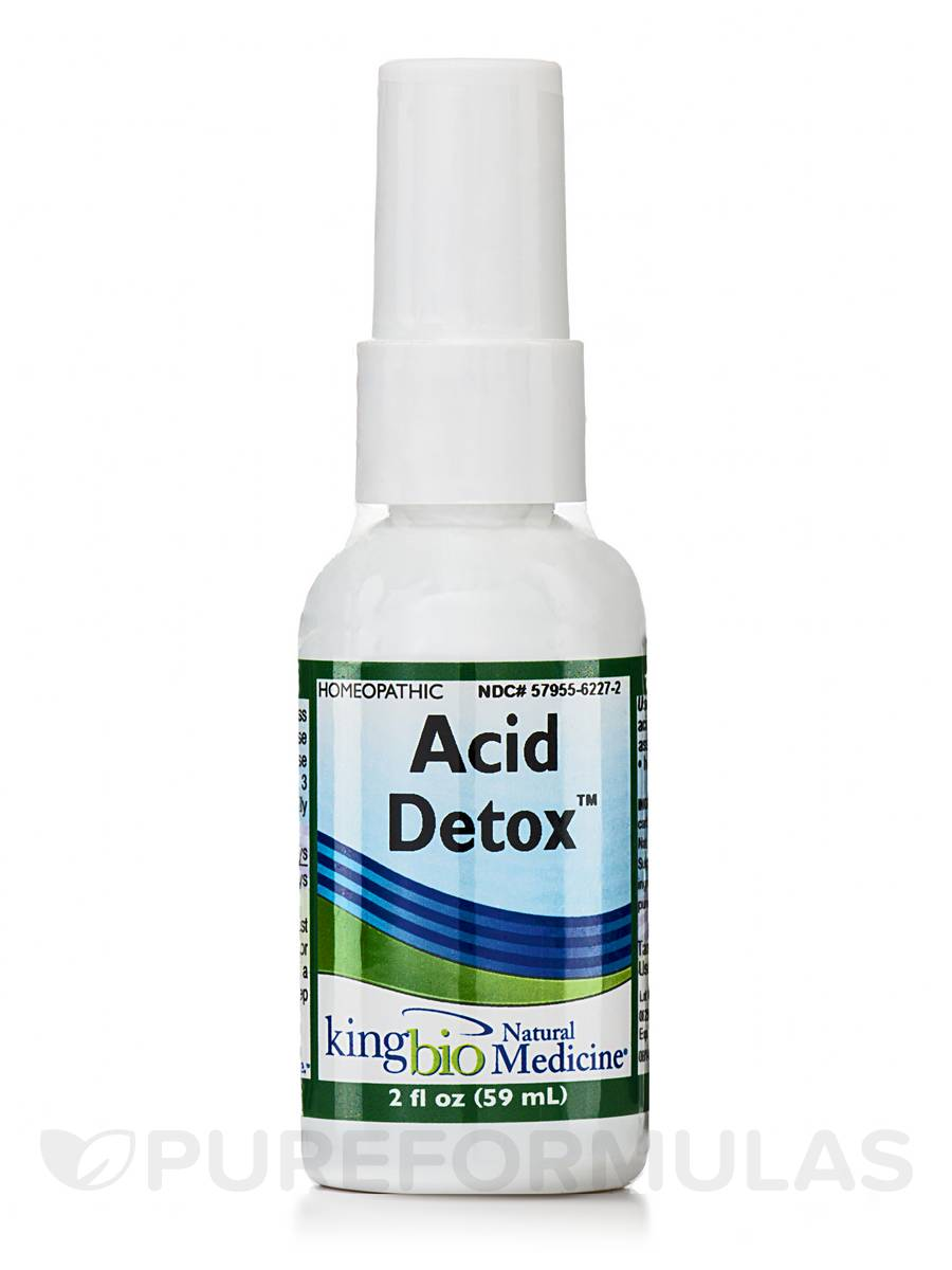 Acid Detox - 2 fl. oz (59 ml)