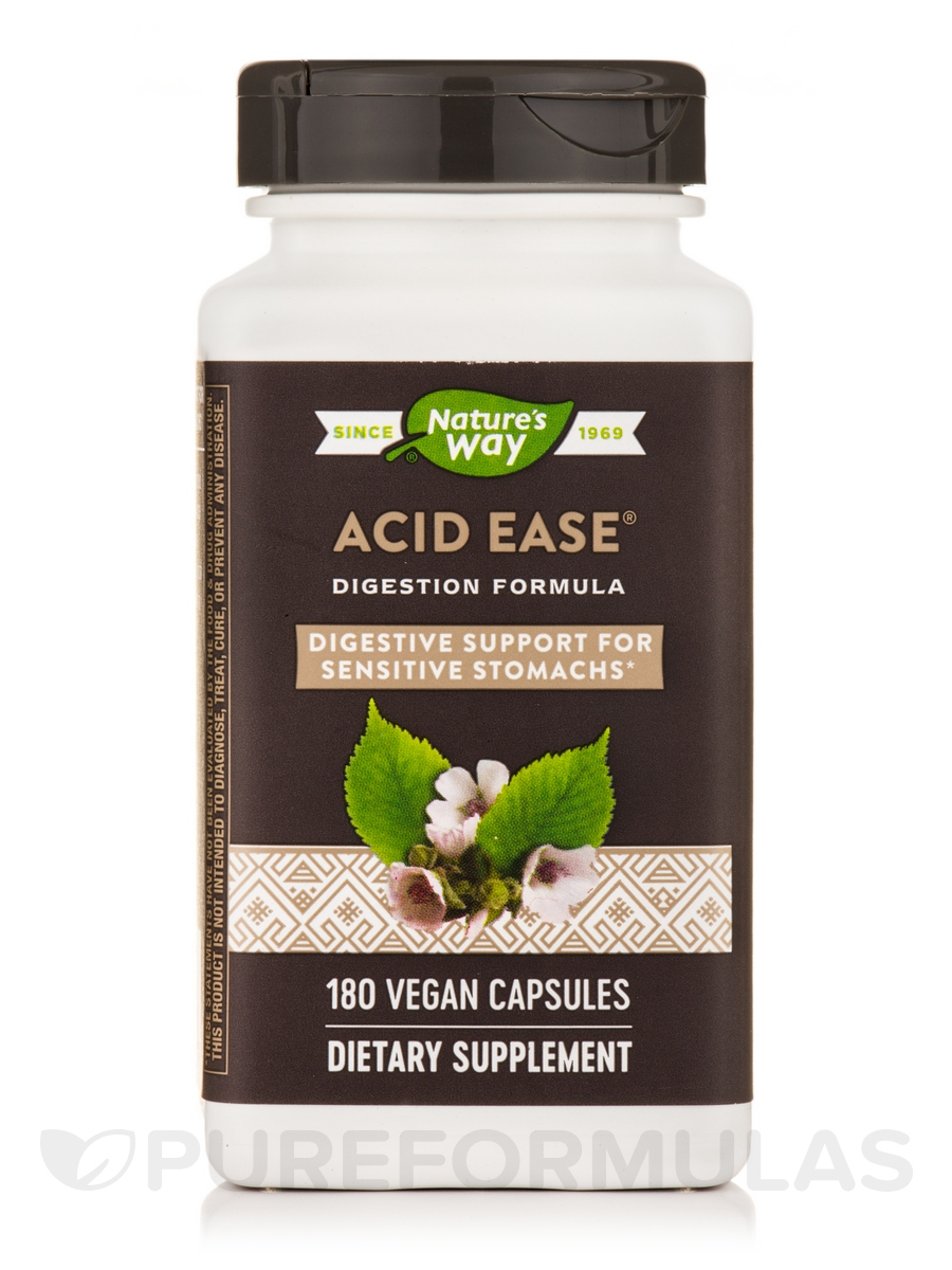 Acid-Ease® - 180 Vegan Capsules