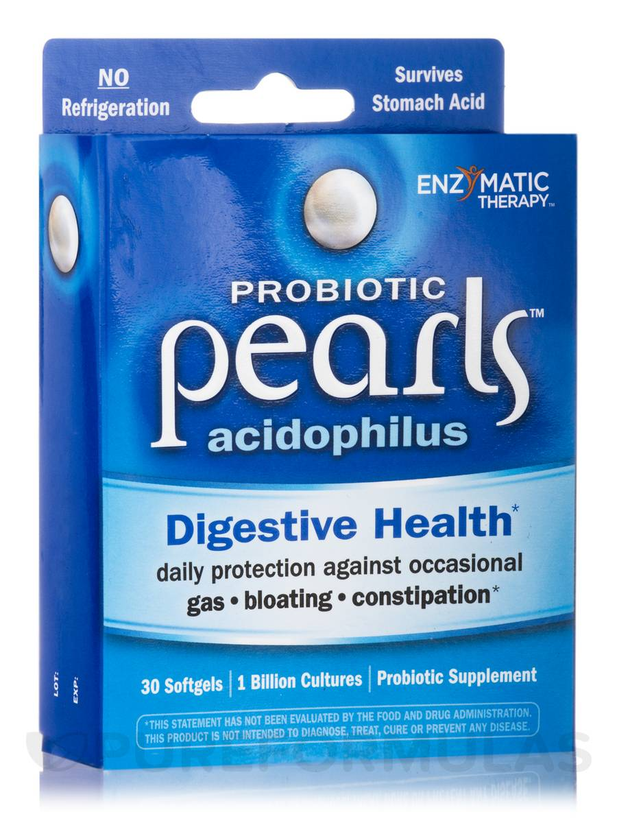 Acidophilus Probiotic Pearls™ - 30 Softgels