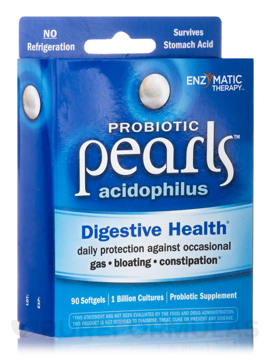 Acidophilus Probiotic Pearls™ - 90 Softgels