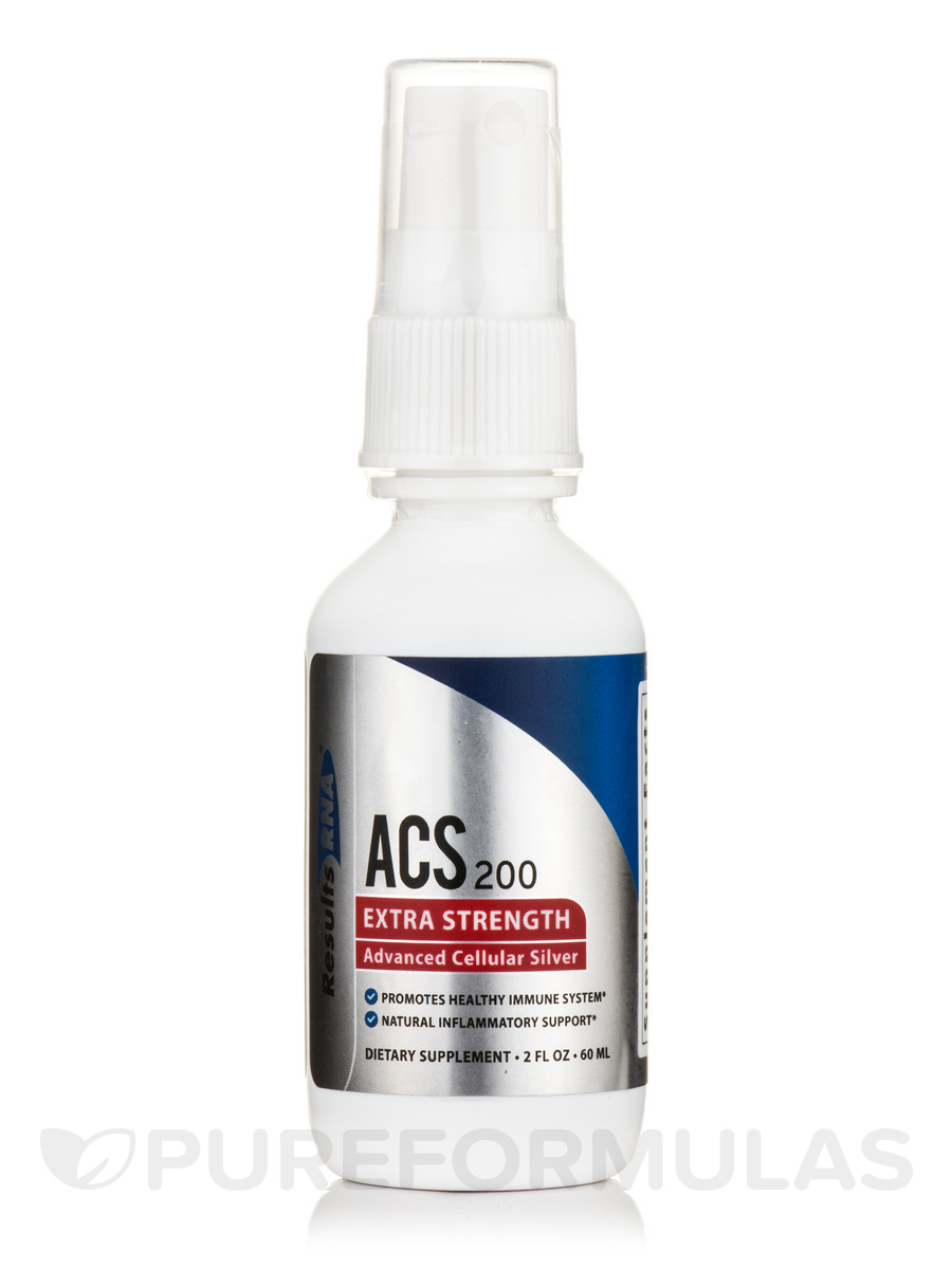 ACS 200 Advanced Cellular Silver - 2 fl. oz (60 ml)
