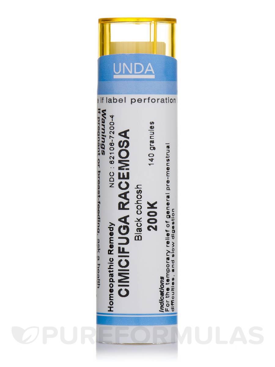 Cimicifuga Racemosa 200K - 140 Granules (5.5g)
