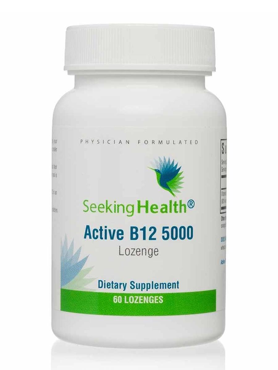 Active B12 5000 - 60 Lozenges