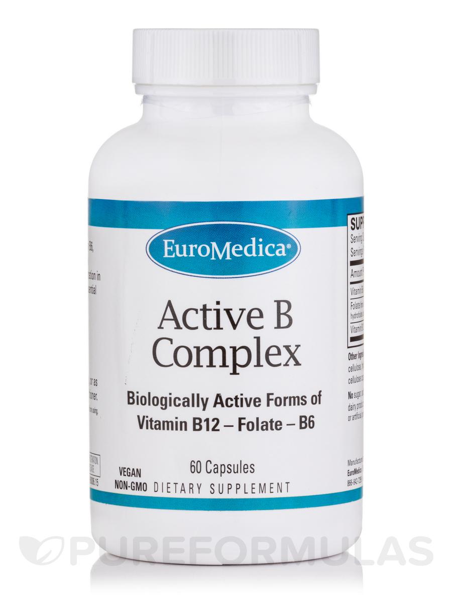 Active Bio-B™ - 60 Capsules