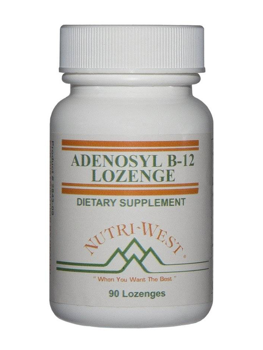 Adenosyl B-12 Lozenge - 90 Lozenges