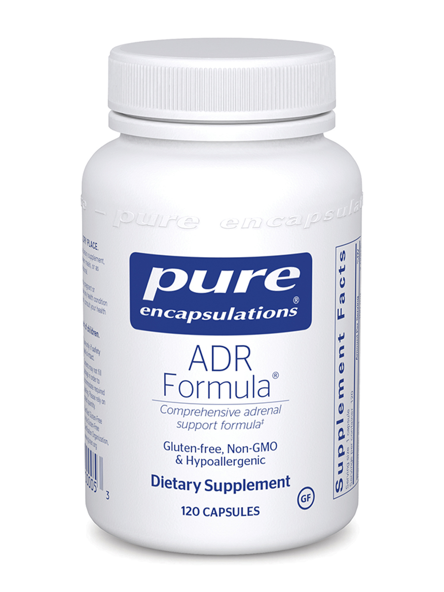 ADR Formula - 120 Vegetable Capsules