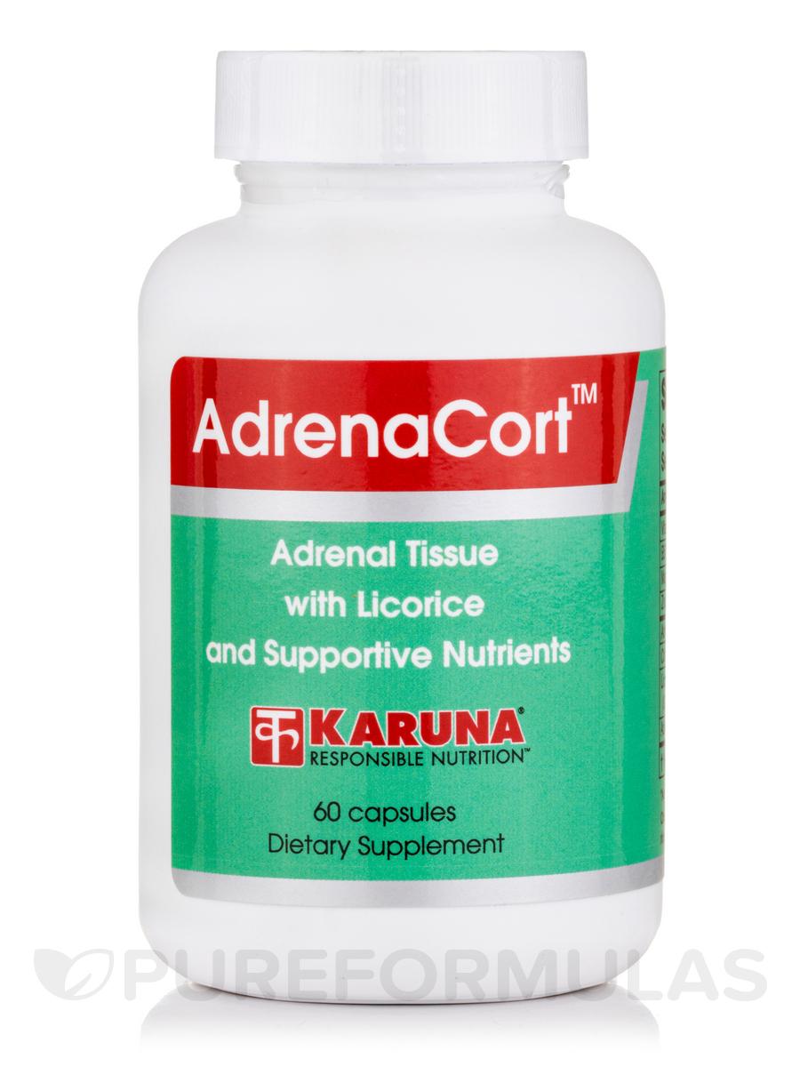 AdrenaCort - 60 Tablets