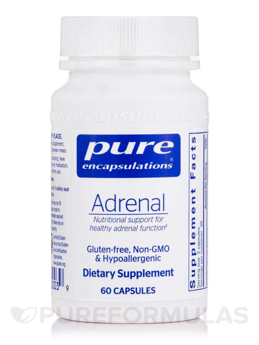 Adrenal - 60 Capsules