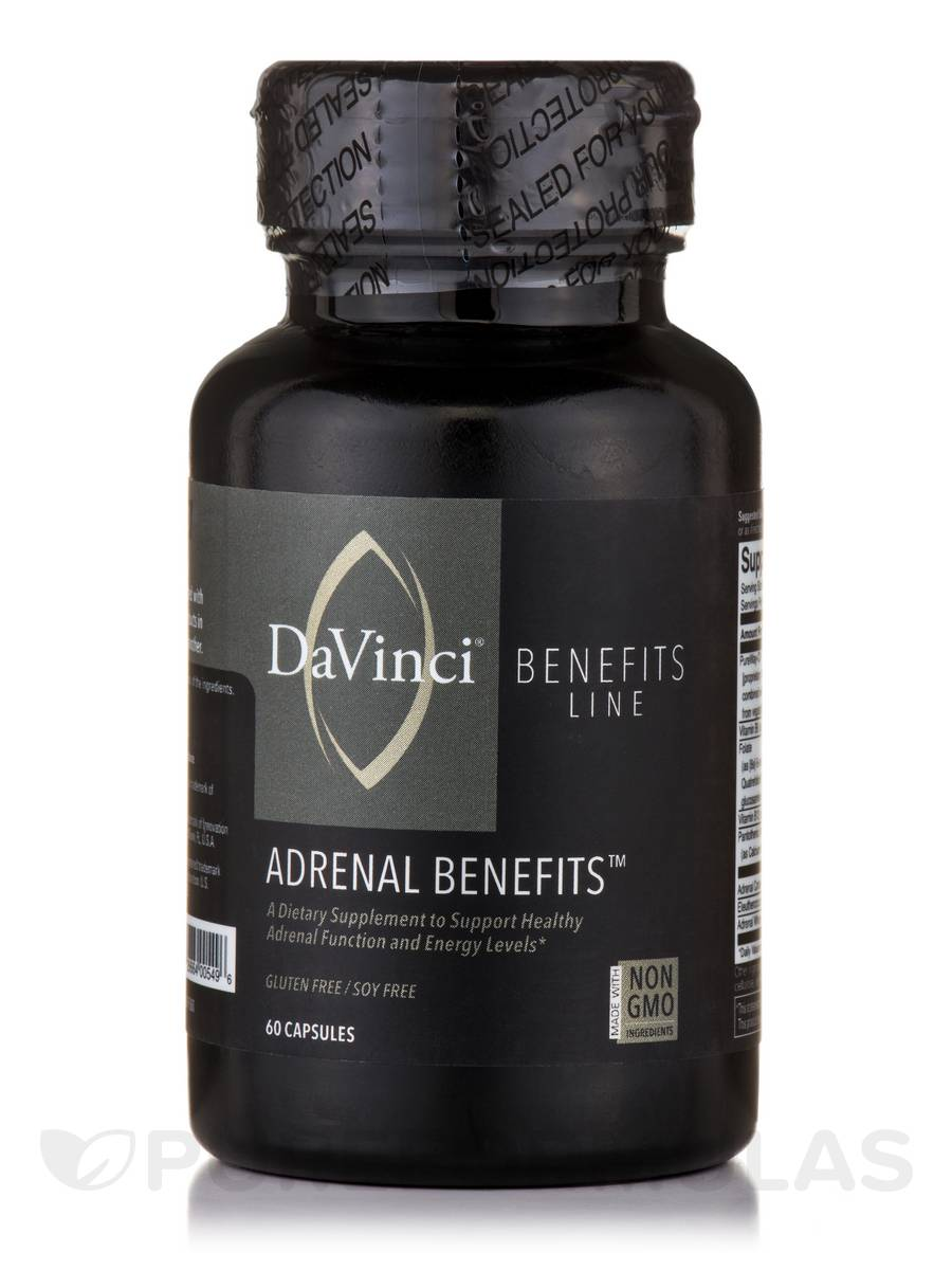 Adrenal caps benefits