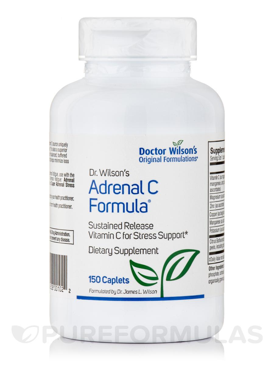 Adrenal C Formula® - 150 Caplets