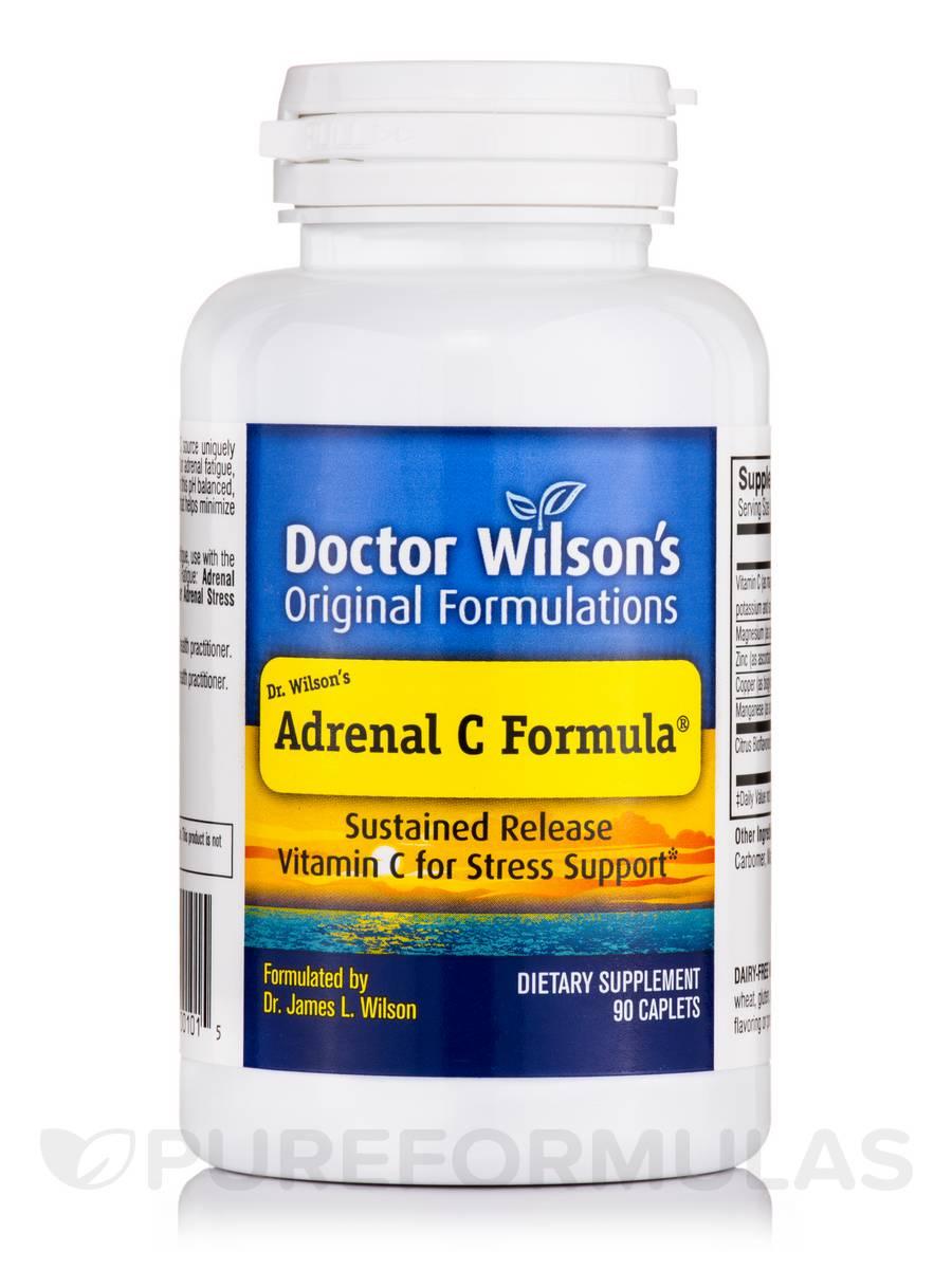 Adrenal C Formula® - 90 Caplets