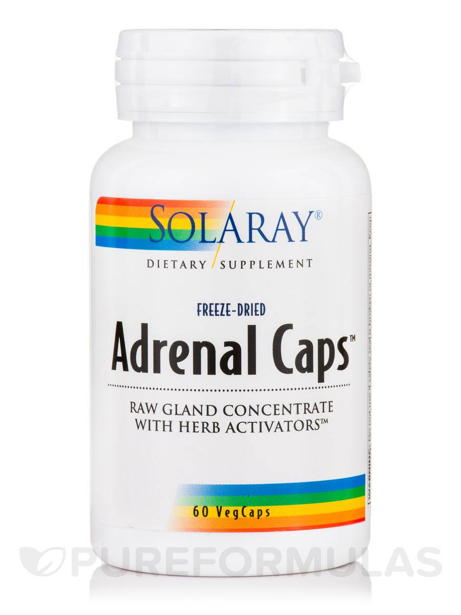 Adrenal Caps™ 170 mg - 60 VegCaps
