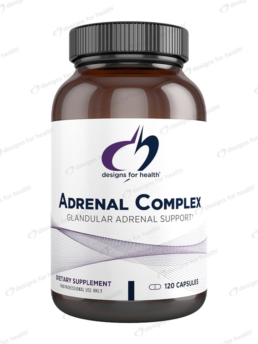 Adrenal Complex - 120 Capsules