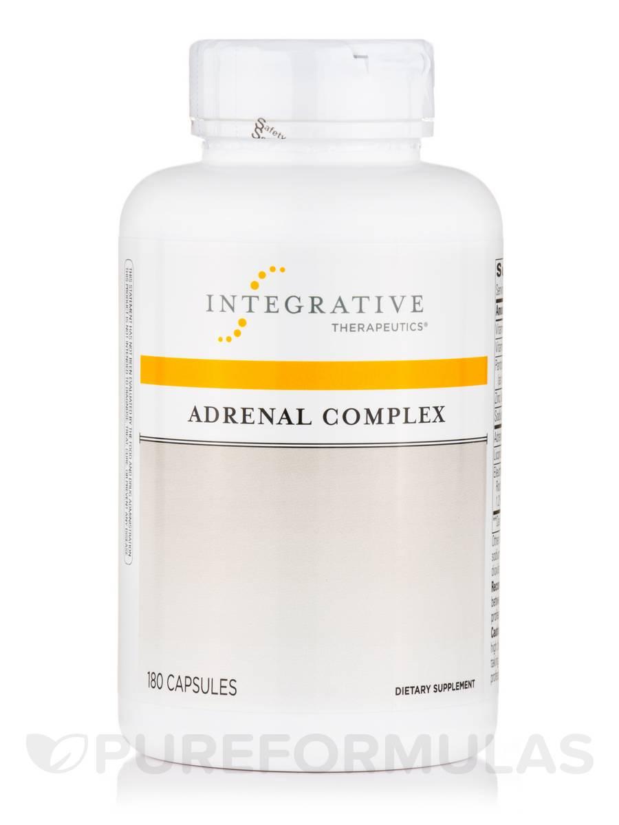 Adrenal Complex - 180 Capsules