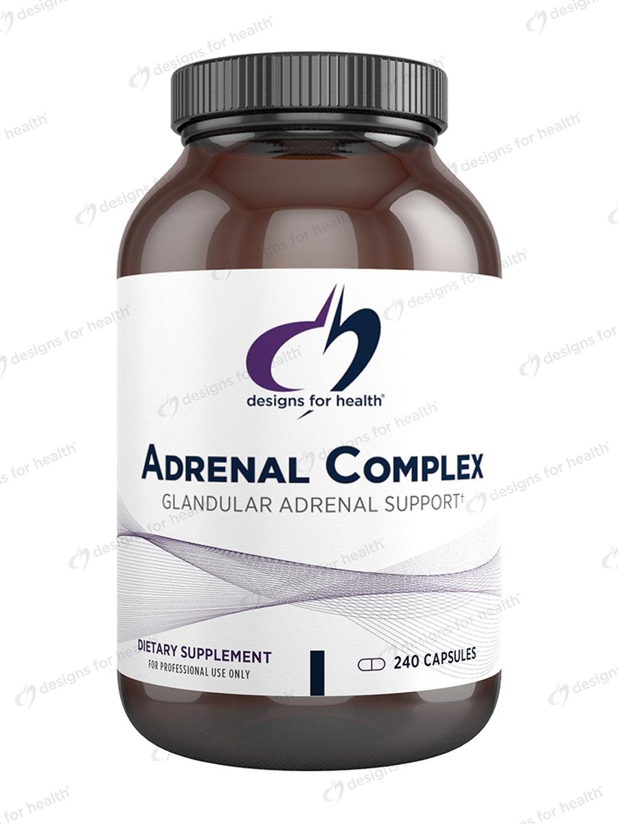 Adrenal Complex - 240 Capsules