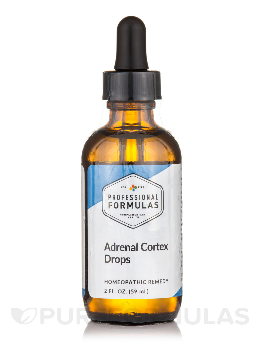 Adrenal Cortex Drops - 2 fl. oz (60 ml)