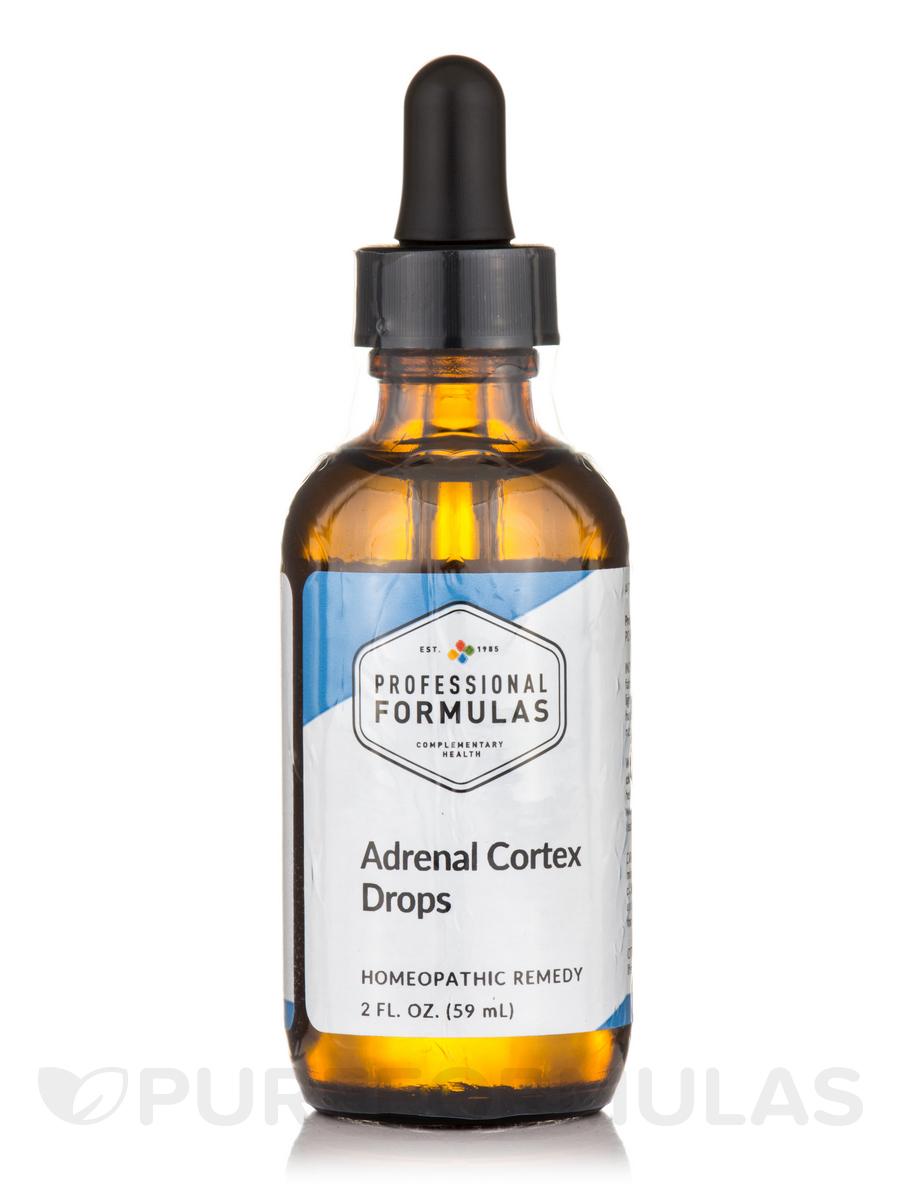 Adrenal Cortex Drops - 2 fl. oz (59 ml)