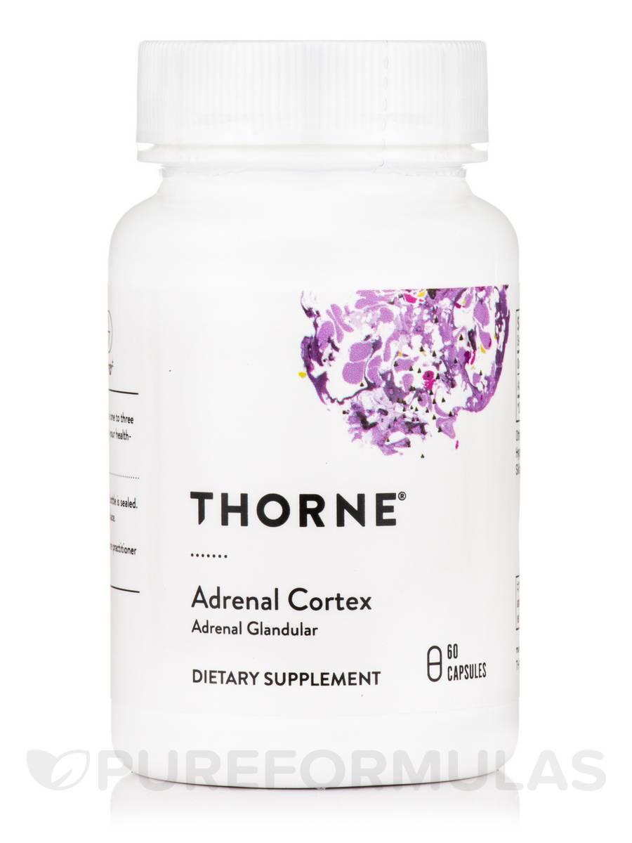 Adrenal Cortex - 60 Vegetarian Capsules