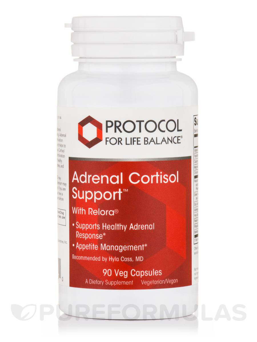 Adrenal Cortisol Support™ - 90 Vegetarian Capsules
