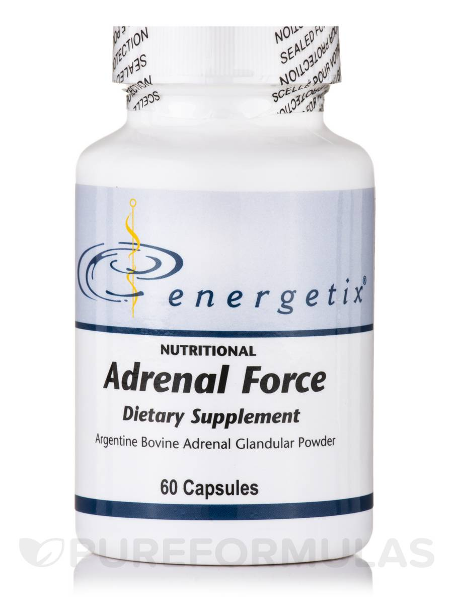Adrenal Force - 60 Capsules