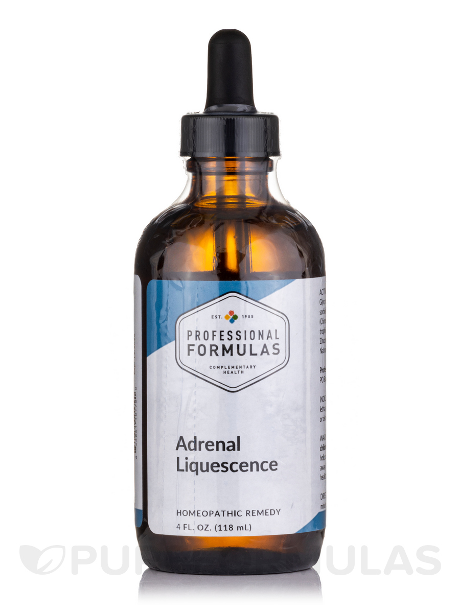 Adrenal Liquescence - 4 fl. oz (120 ml)