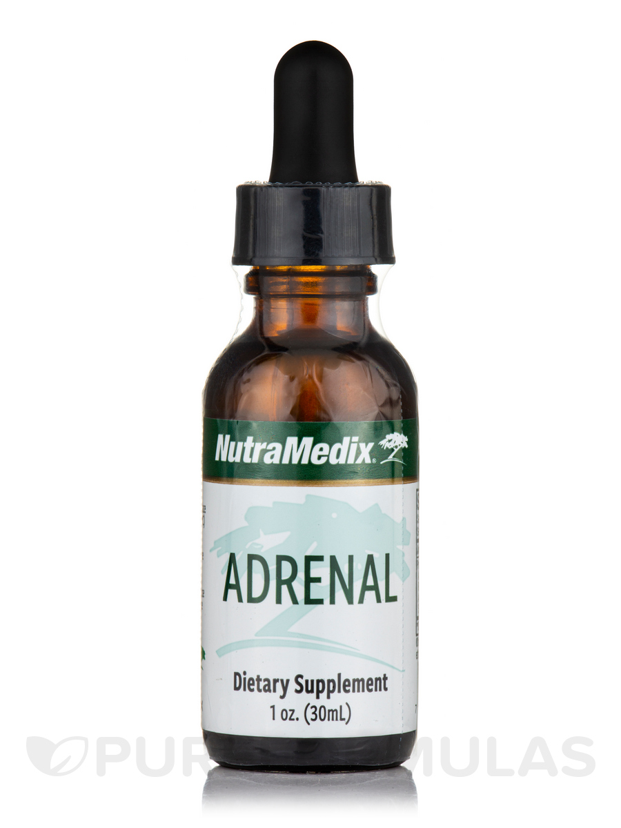 Adrenal Liquid Extract - 1 oz (30 ml)